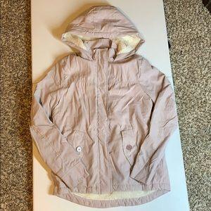 Junior fall hoodie jacket (size XS)